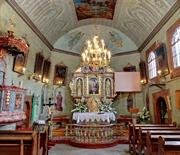 Kościół św. Piotra i Pawła w Paniowach
